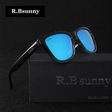 High quality women polarized sunglasses Fashion brand color film sun glasses Classic retro men women Driving uv400 goggles 9606