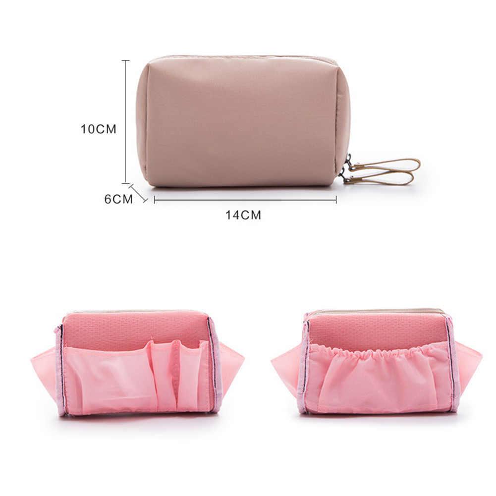 ... Women Nylon Cosmetic Bag Small Make Up Organizer Storage Bags  Waterproof Travel Necessities Bag WML99 ... b23d4d3bee