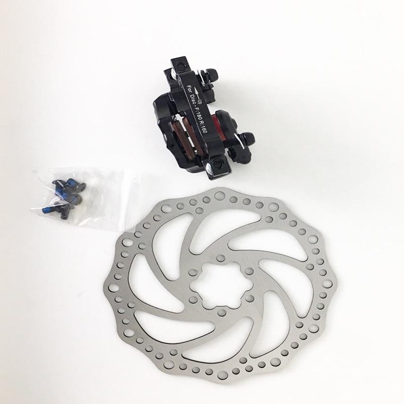 Γενικά Σύστημα φρένων Δίσκος - Ποδηλασία - Φωτογραφία 4