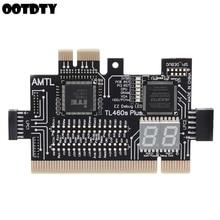 Analyzer Diagnostic LPC-DEBUG Card PCI PCI-E LPC-Debug Post Test Kit Motherboard pio 48d pci n0 7145 industrial motherboard 100