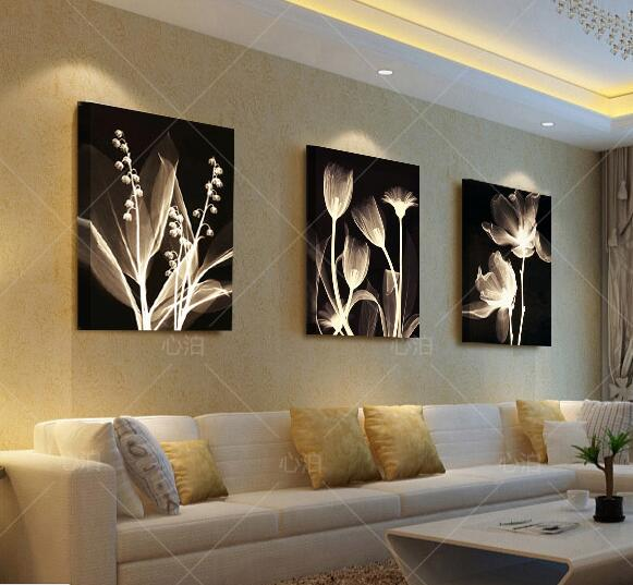 Beau Modern Canvas Paintings Fashion Contracted Living Room Home Decor Paintings  Frameless Wall Paintings