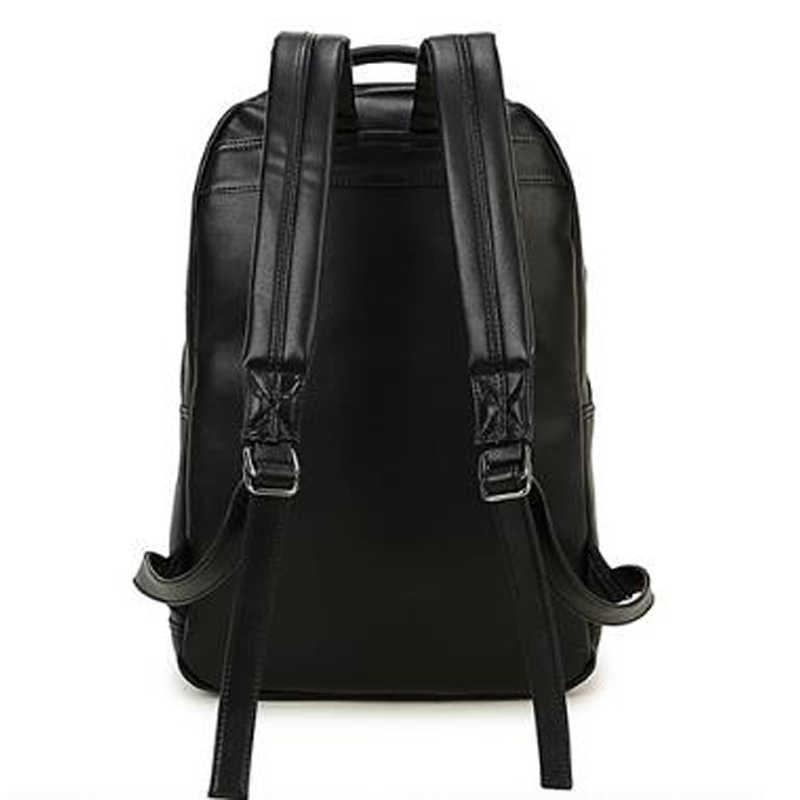 HIGHREAL moda męska czaszka plecaki szkolne torby komputerowe 3D skóry osobowości srebrny złoty czarny torby w stylu Vintage Halloween torby