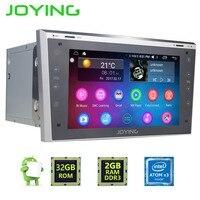 Joying 7 2GB 32GB Double 2 Din Android 5 1 Car Radio Quad Core Stereo Head
