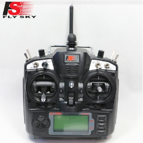 Genuine FlySky 2.4G 9CH FS-TH9X 9 Channel Transmitter + Receiver Radio System Remote Controller RC Plane Helicopter Multirotor цена