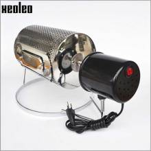 Xeoleo Coffee Roasters Stainless steel Coffee Bean Baking machine Household Coffee Bean Roasters machine Bake Beans Coffee Baker
