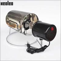 Xeoleo Gas Coffee Roasters Automatic rotate Coffee Baker Household Coffee Bean Roasters Suitable for Peanut/Melon seeds 600g