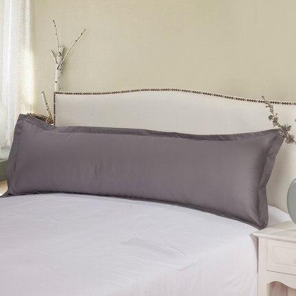 Super Long Soft Pillow Cover Pillowcases 100% Cotton  Decorative Pillow Case Stripe for Home Sleep 120*48CM/150*48CM/180*48CM