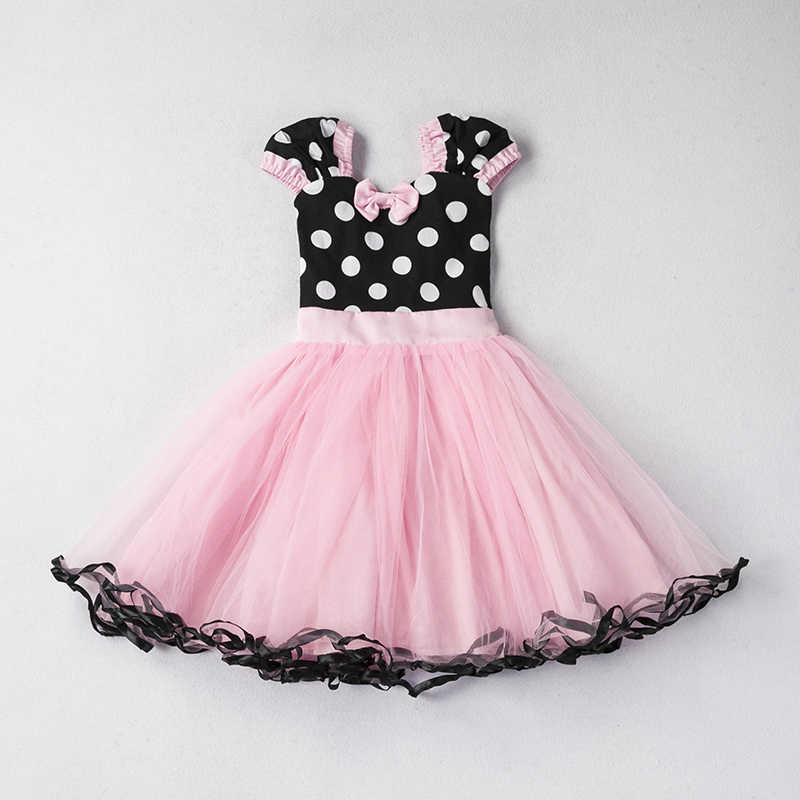 f68bc8736 Detail Feedback Questions about Wholesale New Girls Dresses Vestido Infantil  Para Festa Cute Baby Minnie Clothes Birthday Princess Outfit Kids Girl Tutu  ...