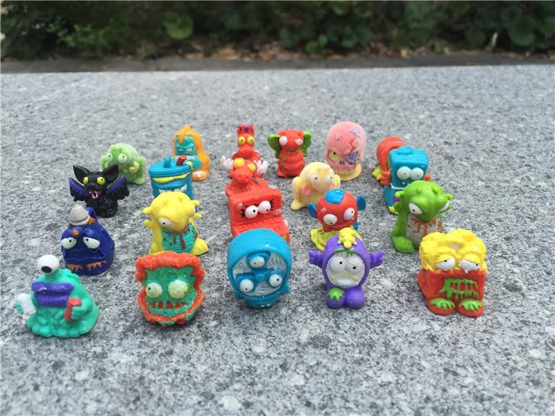 TT03-- 50pcs Moose Toys The Trash Pack Mini Figures Random New Loose gletcher tt