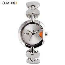 COMTEX Women Watches Brand Luxury Quartz Wristwatches Women Clock Gold Ladies Watch Fashion Casual Watch Watches Montre Femme