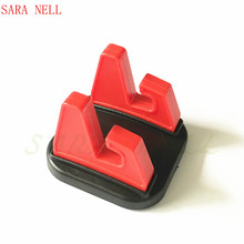SARA NELL 3 in 1 Car Phone Holder Dashboard Sticking Mobile Stand For iPhone Xiaomi Mount Desk Tablet Support Bracket