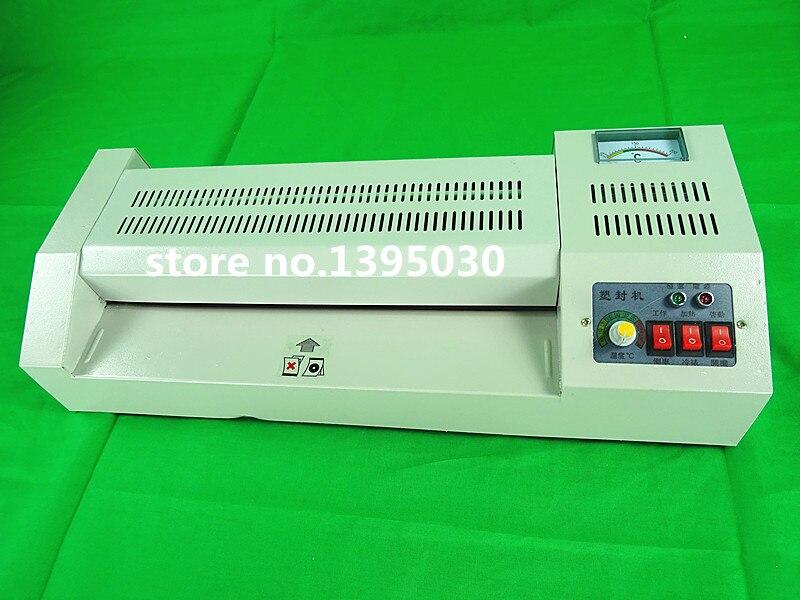 1pcs A3 laminator hot and cold lamintor laminating machine 320 hot laminator hot machine 110v/220v ножницы для травы bosch ags 7 2 li 0600856000
