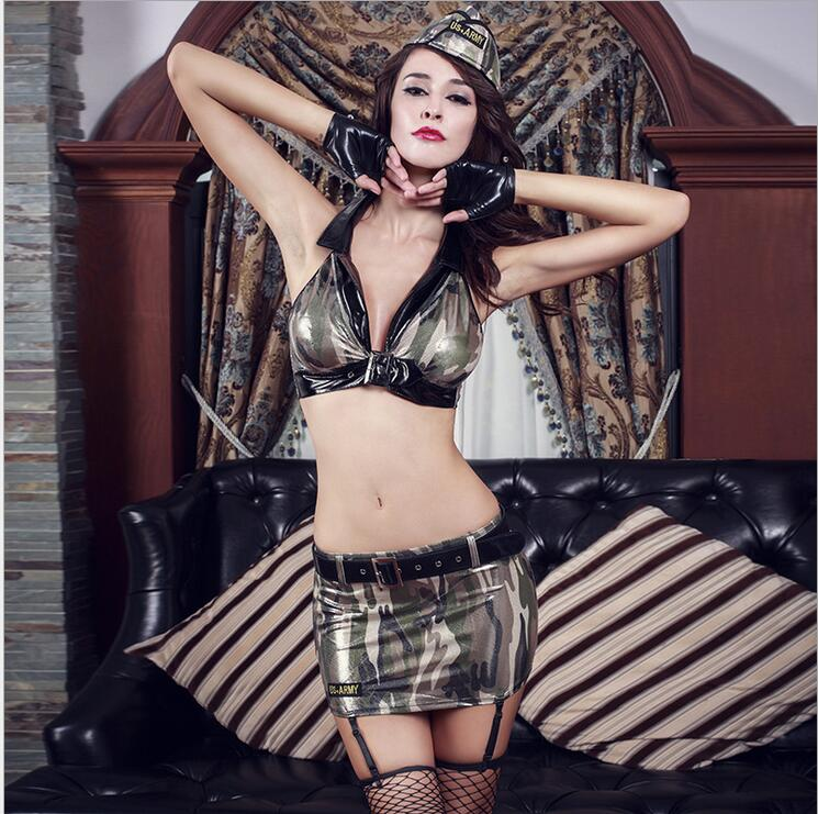Lingerie Army 53