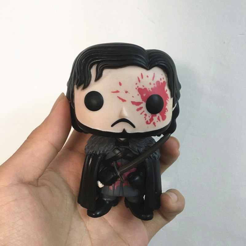 TV Game of Thrones-Jon Snow Vinyl Figure POP
