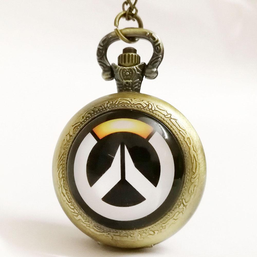 Overwatch Pocket Watch