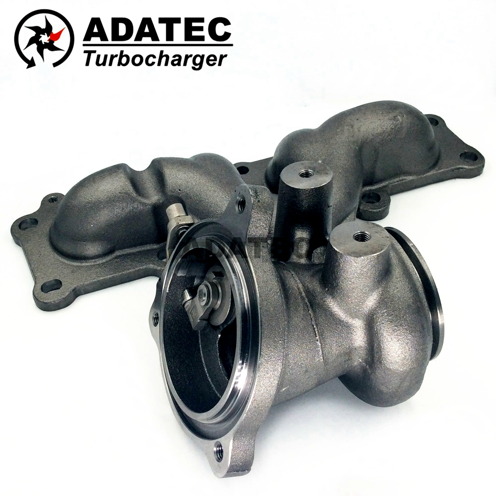 K03 turbine abgas gehäuse 53039700154 53039880288 turbo manifold für Ford Galaxy WA6 2,0 Turbo-ecoboost 1999 ccm 149 KW 203 teile