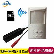 POE 960P wifi Night vision camera Mini IP Camera Security Camera Indoor Security CCTV mini IP TF Camera Wifi POE Audio P2P ONVIF