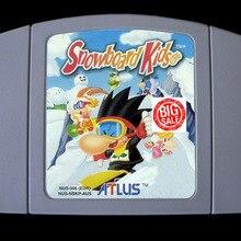 64 Bit Games ** Snowboard Kids 1 ( English PAL Version!! )