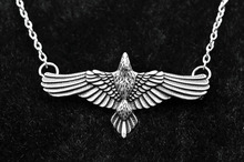 Vikings Bird Pagan 1 pc Zinc UNISEX Necklace