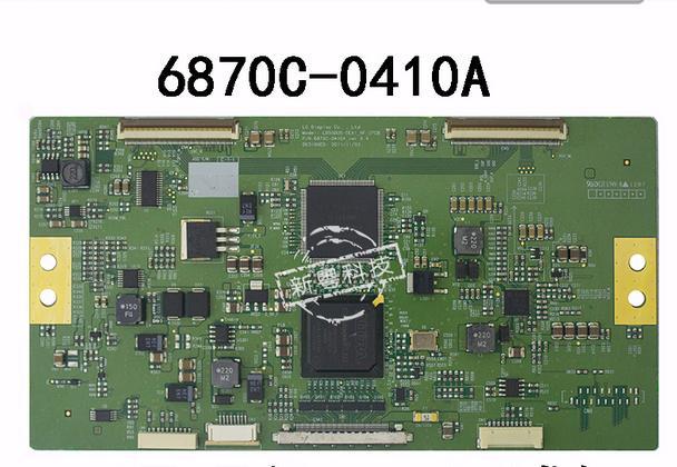 все цены на  T-COn 6870C-0410A 6870C-0410B logic board FOR SCREEN LD55DUS-SEA1 CONNECTOR NOCABLE  онлайн