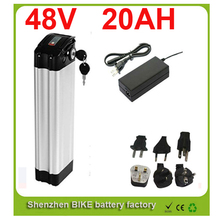 ebike lithium battery 48v 20ah lithium ion bicycle 48v electric scooter battery for kit electric bike 700w For Samsung cell