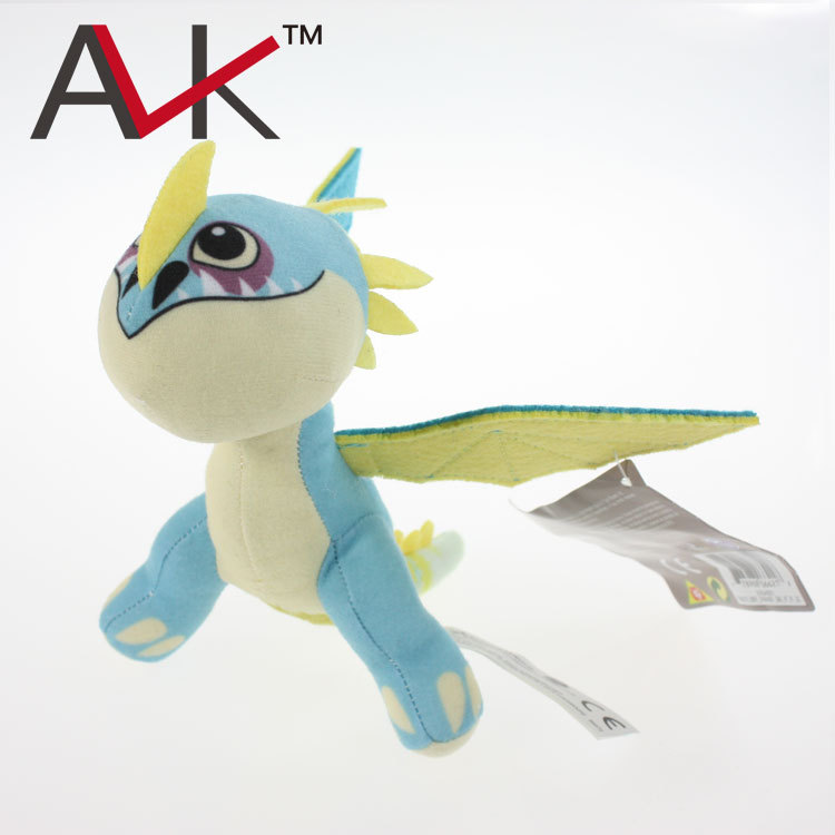 How To Train Your Dragon 2 Plush Toys Toothless Night Fury Skull