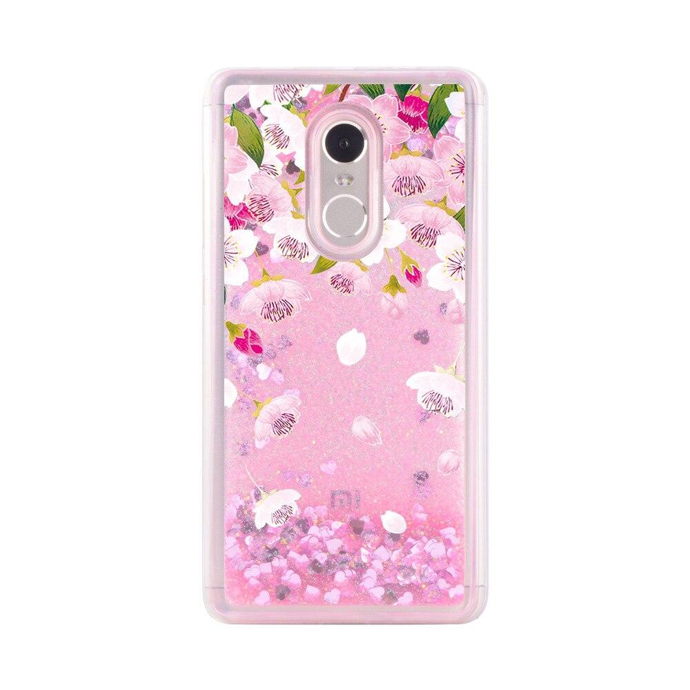8dd42a8a153 Luxury Liquid Glitter Case For Xiaomi Redmi Note 4 Prime Case Drink Bottle  Quicksand Fundas For Xiaomi Redmi Note 4 Prime Pro