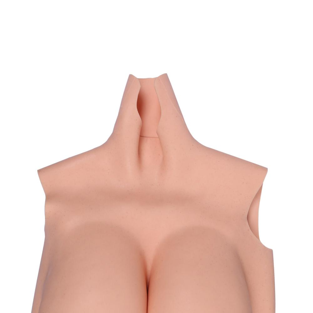 Dokier realistic silicone breast forms for crossdresser crossdressing drag queen sissyboy boobs silicon breast shemble meme