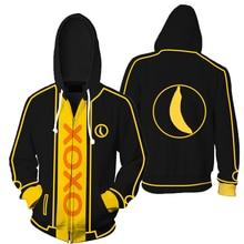 New Game My Friend Pedro Hoodie Cosplay Costume Coat Jacket Sweatshirt Men Women Adult Top Halloween Party Prop