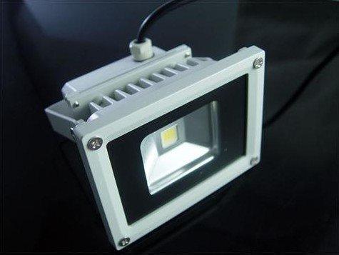 Freeshipping LED 10W Garden Landscape Yard Floodlight Warm White 810LM 85~265V