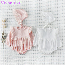 f0d88f19c Buy pink and white baby girl romper and get free shipping on ...