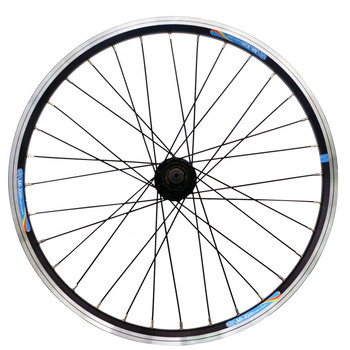 Folding Bike Bicycle 20 inch 406 V Brake Wheels wheel rim group Front100 rear130mm cassette wheelset
