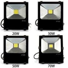 8 шт. Светодиодные Открытый PI65 Свет Потока 20 Вт 30 Вт 50 Вт 100 Вт 150 Вт 200 Вт Снаружи светодиодные Прожекторы СВЕТОДИОДНЫЙ Прожектор Водонепроницаемый Led Освещение