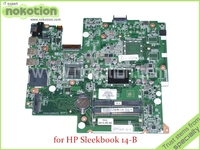 NOKOTION 714618 501 715866 501 DA0U33MB6D0 REV D Model name U33 For HP Sleekbook 14 B I3 2367M CPU onboard HD4000 DDR3