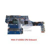 NOKOTION For HP ProbBook 450 G3 Laptop Motherboard DAX63CMB6D1 SR2EZ I7 6500U CPU Onboard DDR4