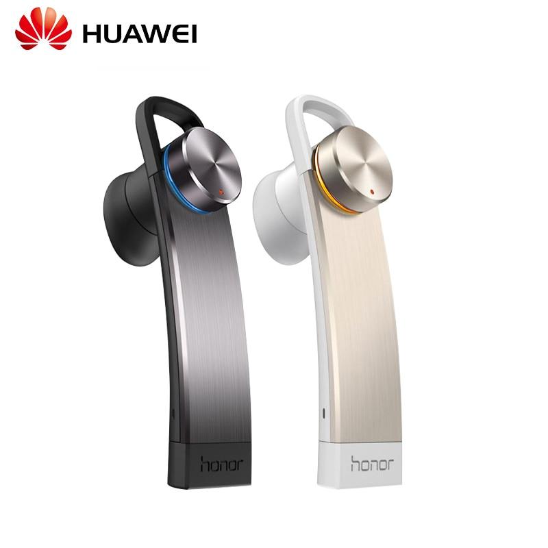 Huawei Honor 2019 nouveau Bluetooth 4.1 AM07 écouteurs soutien Micro USB/type-c mains libres casque d'affaires pour Huawei P12 P10 Mate10