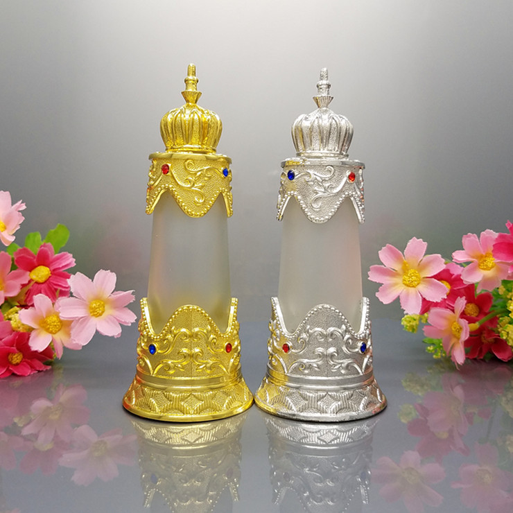 30ml Silver/Gold Tall Frosted Glass Bottles,Transparent Arabic Oil Perfume Bottle,Fragrant empty bottles free customs taxes ebike battery 48v 40ah 2000w electric bicycle lithium battery pack with charger and 50a bms