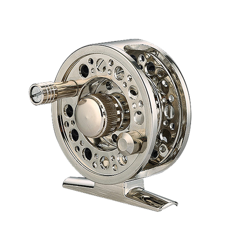 Full Metal Fly Fishing Reel 2+1BB 1:1 Aluminum Alloy Die Casting Fly Reel Fishing Reel ALS88