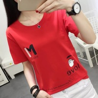 2019 new casual women's popular special casual t shirt LG12