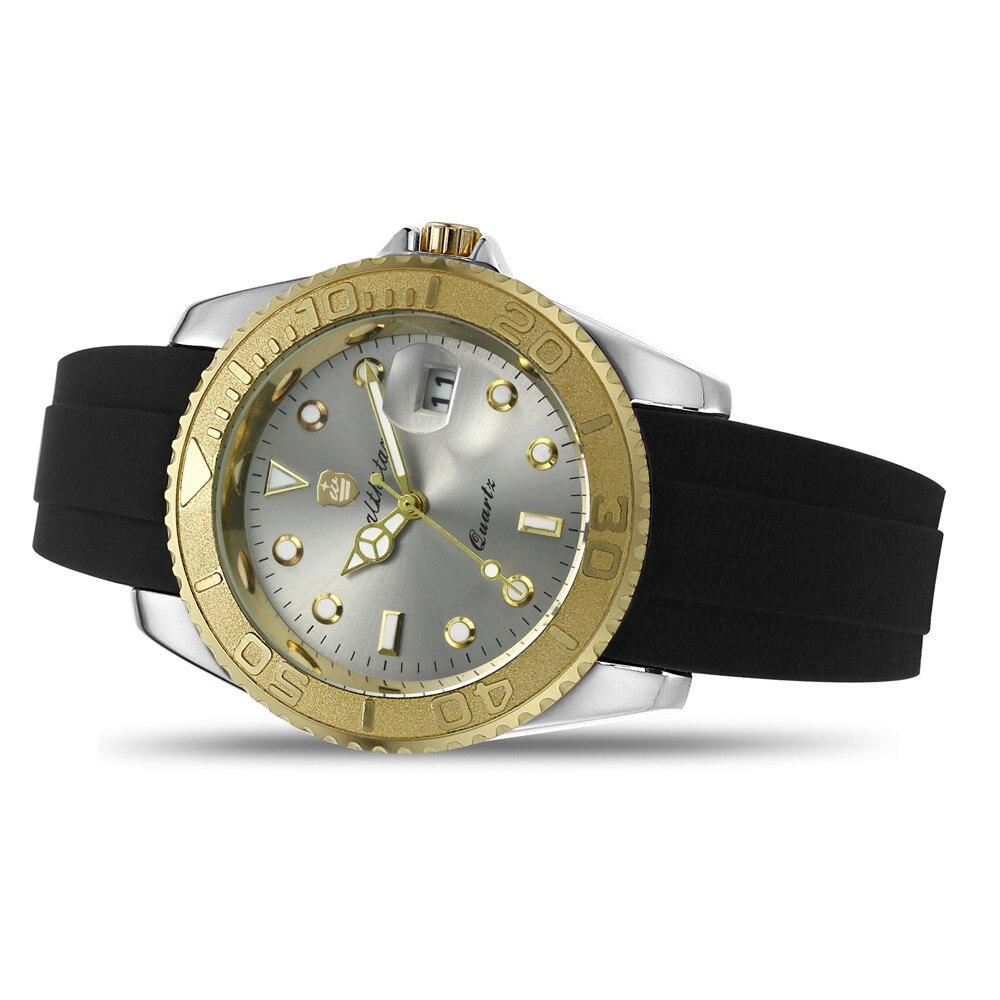 Apenas para Masculino Relógio Masculino Wealthstar Marca Men Papéis Data Automática Quartz Master Sports Veres Case 40mm Feminino Gmt