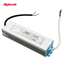 цена на 5V 12V 24V 36V 48V switching power supply waterproof LED  output 60w  constant voltage led CE Rohs IP67