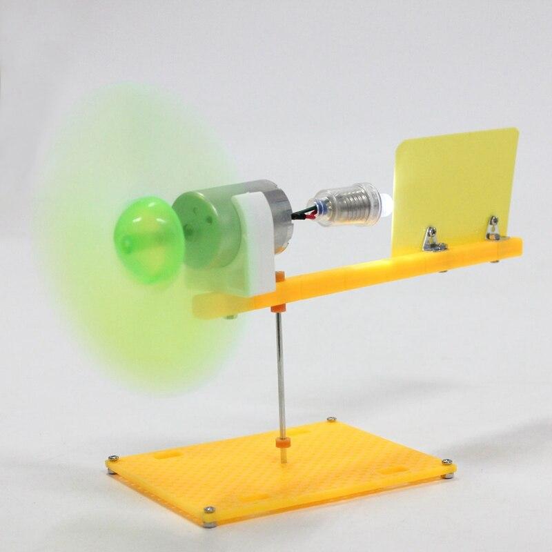 Handmade Toy Car Holder : Diy handmade science toy kit dc micro wind motor turbines
