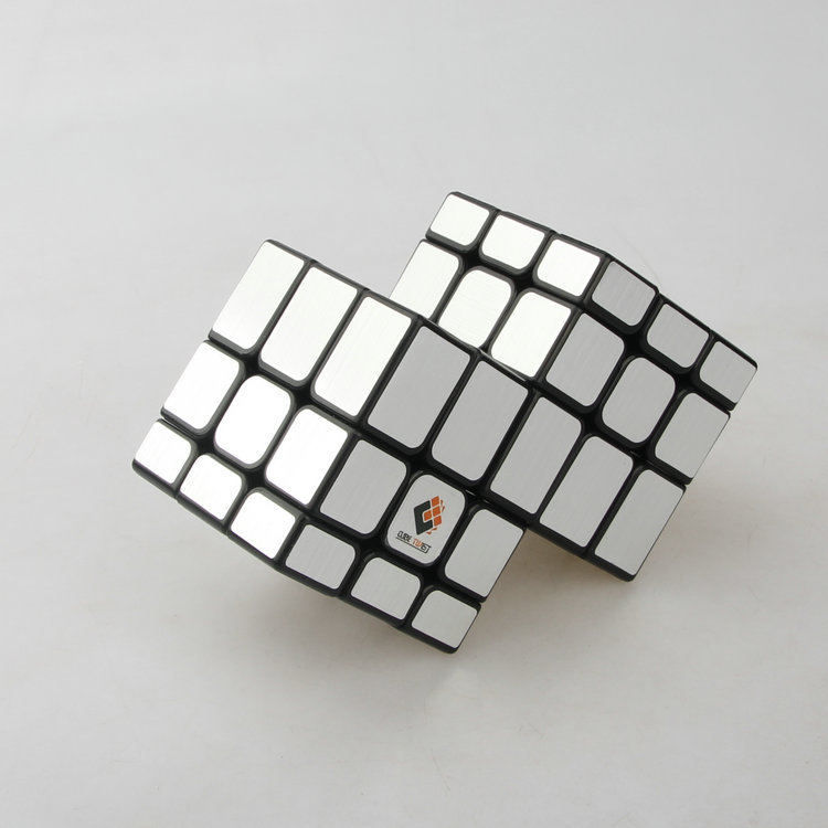 Easy Eight Conjoint Cube Speed Magic Cube Puzzle Game Toys