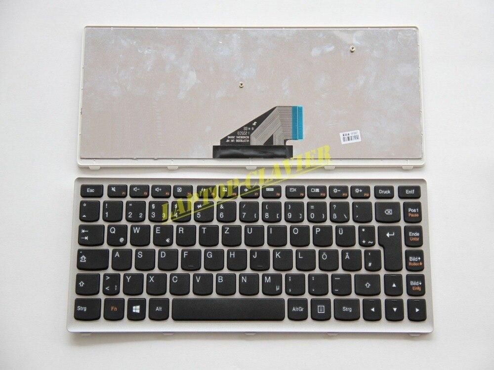New notebook Laptop keyboard for Lenovo Ideapad U310 Gr/German layout приключения на bmw r 1200 gs