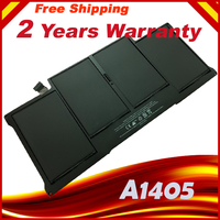 Laptop Battery For Apple MacBook Pro Air 13 7 3V 50Wh LiPo Battery Pack For A1405