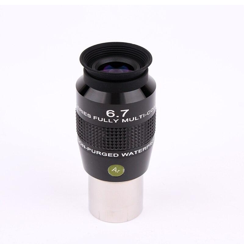 Новый изучить научные экстремальных широкое поле 82 градусов серии 6.7 мм Водонепроницаемый окуляр 1.25 баррель