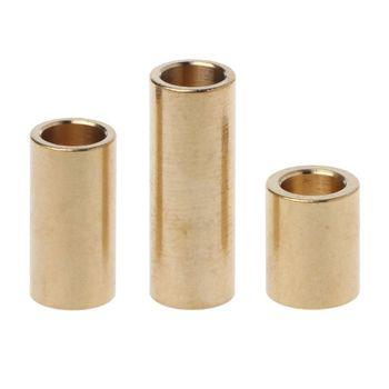 1PC samosmarujący mosiądz miedziany rękaw specjalne łożyska tuleja ślizgowa metalurgia tuleja elementy mosiężne tanie i dobre opinie TCAM Other 7HH301132 As pictures show Copper