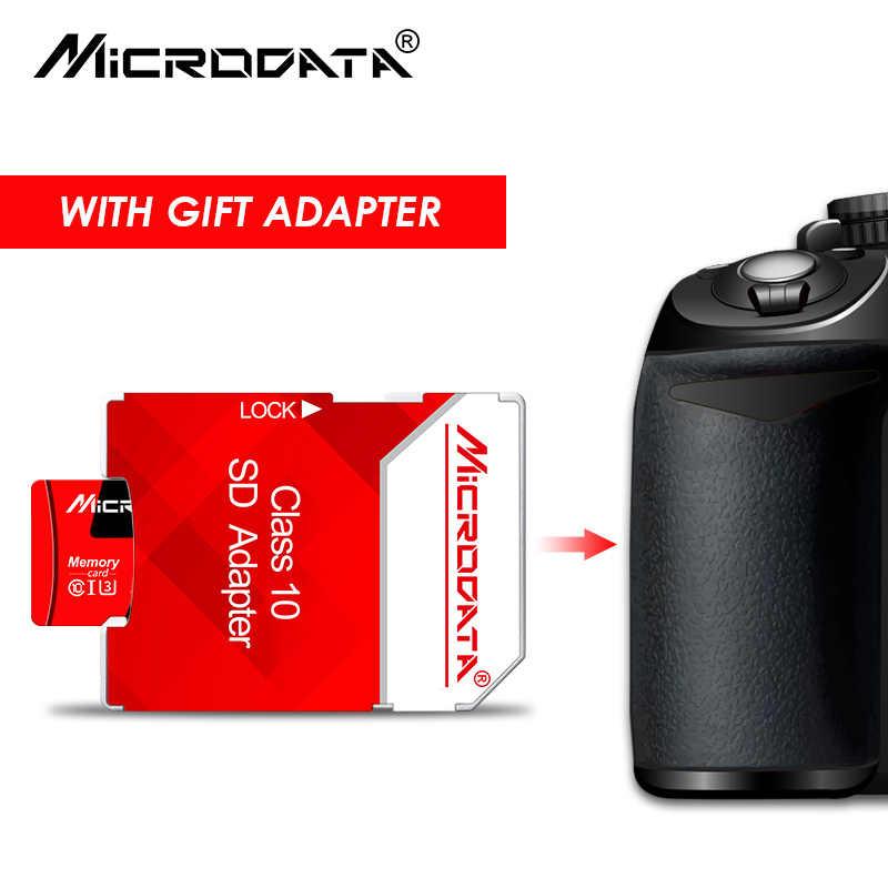 Розничная упаковка 32 Гб microsd карта памяти класса 10 tarjeta micro sd 8 ГБ 16 ГБ 32 ГБ 64 Гб micro sd карта 128 Гб TF карты + адаптер