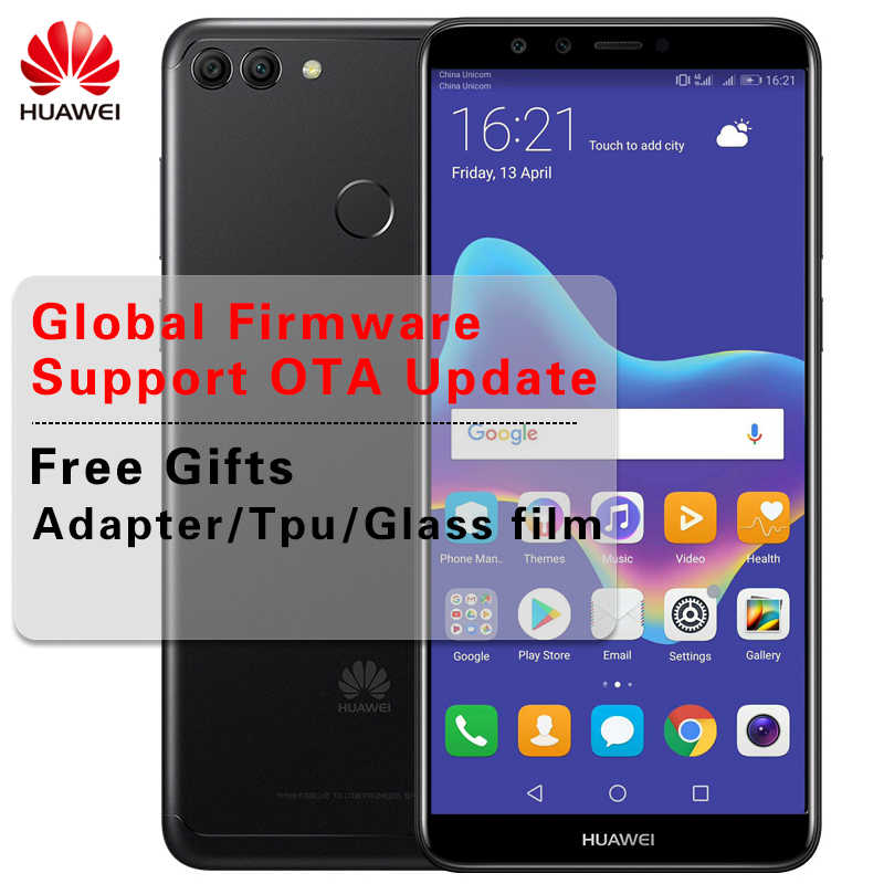 Detail Feedback Questions about Global Rom HUAWEI Y9 2018