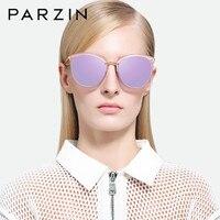 PARZIN Sunglasses Women Vintage Colorful Female Sun Glasses Polarized Ladies Driving Glasses Eyeglasses 9868